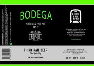 Third Rail Beer Bodega