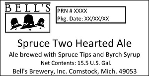 Bell's Spruce Two Hearted Ale