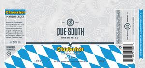 Due South Brewing Co. Oktoberfest