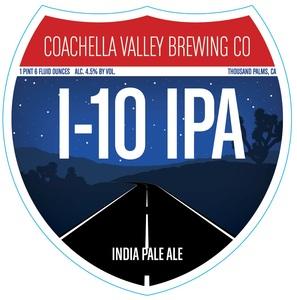 Coachella Valley Brewing Company I-10 IPA