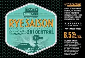 Natty Greene's Brewing Co. Rye Saison