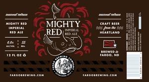 Fargo Brewing Company Mighty Red