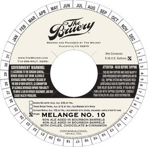 The Bruery Melange 10