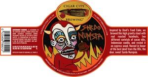 Cigar City Brewing Sardo Numspa
