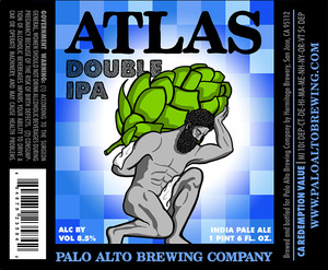 Palo Alto Brewing Company Atlas