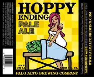 Palo Alto Brewing Company Hoppy Ending
