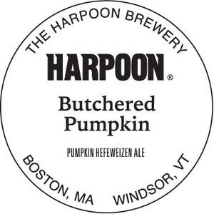 Harpoon Butchered Pumpkin