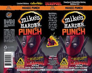 Mike's Harder Mango Punch