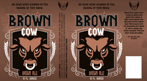 Carson's Brewery Brown Cow