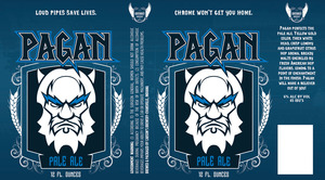 Carson's Brewery Pagan