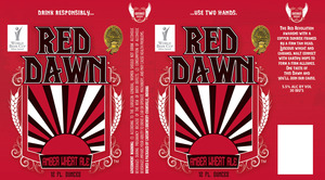 Carson's Brewery Red Dawn