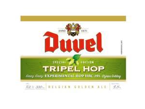 Duvel Tripel Hop Experimental Hop Hbc 291