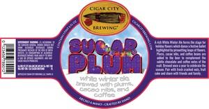 Cigar City Brewing Sugar Plum