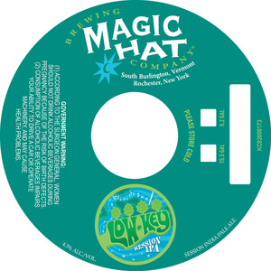 Magic Hat Low Key
