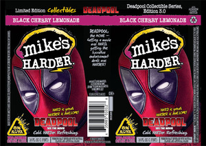 Mike's Harder Black Cherry Lemonade