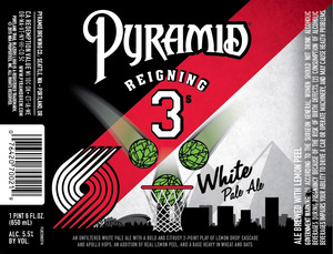 Pyramid Reigning 3's