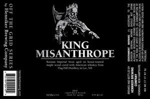 Henniker Brewing Company King Misanthrope