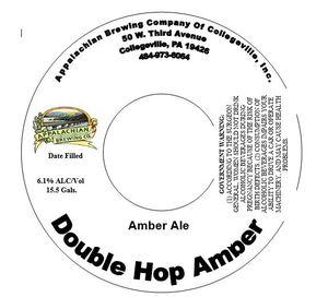Appalachian Brewing Company Double Hop Amber