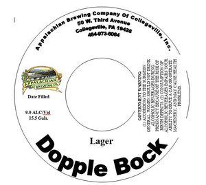 Appalachian Brewing Company Dopple Bock