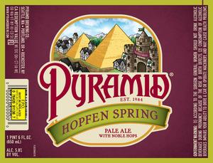 Pyramid Hopfen Spring