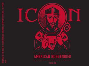 Saint Arnold Brewing Company Icon American Roggenbier