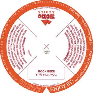 Pyramid Bock Beer