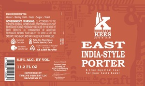 Kees East India-style