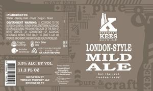 Kees London-style Mild