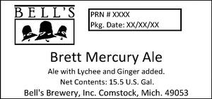 Bell's Brett Mercury Ale
