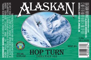 Alaskan Hop Turn