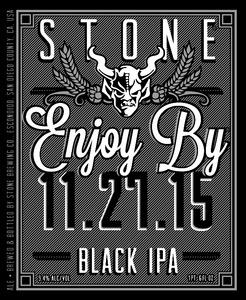 Stone Enjoy By IPA
