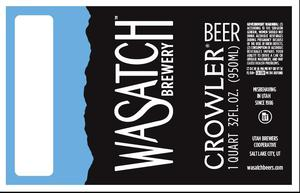 Wasatch Crowler