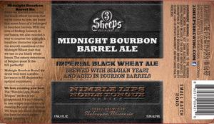 3 Sheeps Brewing Co. Midnight Bourbon Barrel Ale