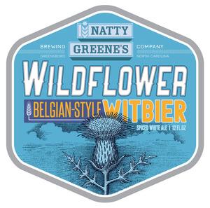 Natty Greene's Brewing Co. Wildflower