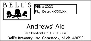 Bell's Andrews' Ale