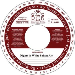 Nights In White Saison