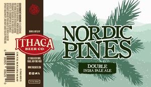 Ithaca Beer Company Nordic Pines