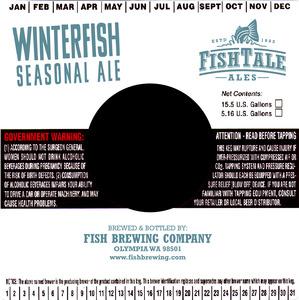 Fish Tale Ales Winterfish Seasonal Ale