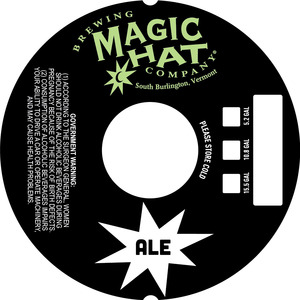 Magic Hat Ale