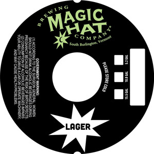 Magic Hat Lager
