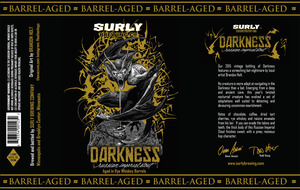 Barrel-aged Darkness