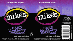 Mike's Hard Blackberry Lemonade