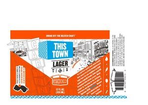 Carton Brewing Co. This Town