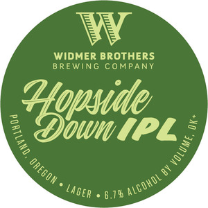 Widmer Brothers Brewing Company Hopside Down