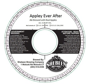 Shebeen Brewing Company Appley Ever After