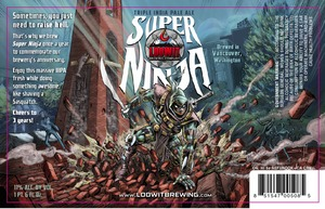 Loowit Super Ninja