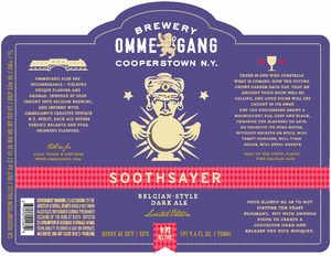 Ommegang Soothsayer
