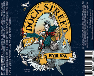 Dock Street Rye IPA