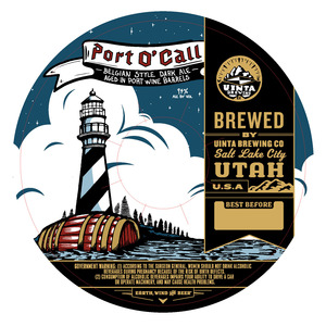 Uinta Brewing Company Port O Call