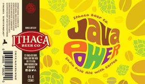 Ithaca Beer Company Java Power
